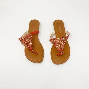 Fergie Women's Sandals Size 6 1/2